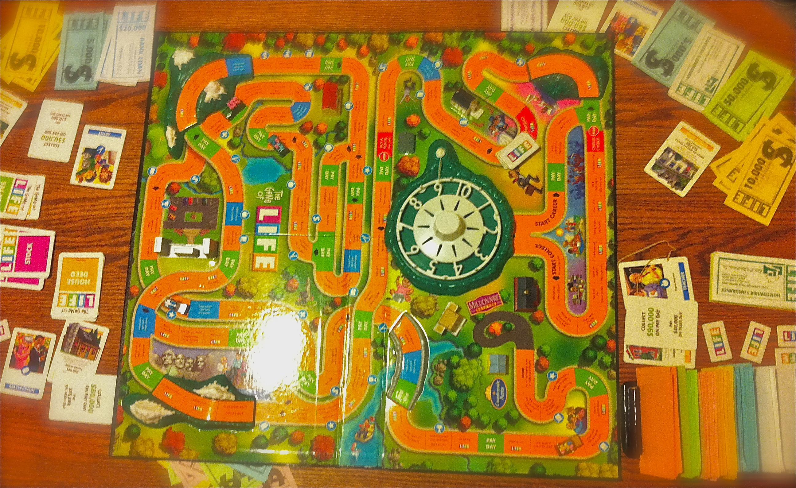 The Game of Life is an Awesome