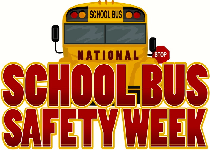 Image result for bus safety week clipart